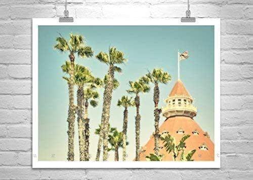 Amazon.com: Hotel Del Coronado San Diego Art Photography
