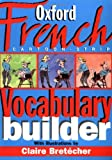 Oxford French Cartoon-Strip Vocabulary Builder