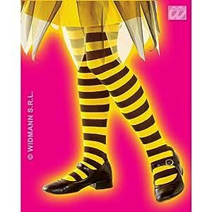 Bee tights for kids (accesorio de disfraz)