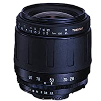 Tamron AF 28-80mm f/3.5-5.6 Aspherical Lens for Sony & Konica Minolta Digital SLR Cameras (Model 177DM)