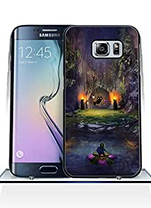 Samsung Galaxy S6 Edge Plus Funda Case Game Legend Of Zelda High Impact Solid Protection Drop Proof Unique Pattern Funda Case Cover (Not for S6 / S6 Edge)