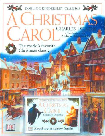 DK Read and Listen: A Christmas Carol (with Cassette)