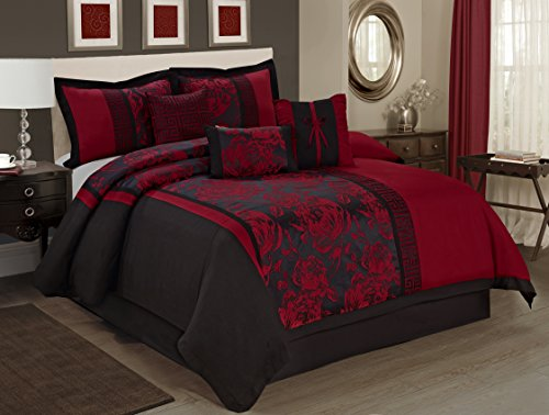 7 Piece Jacquard Bed - 4