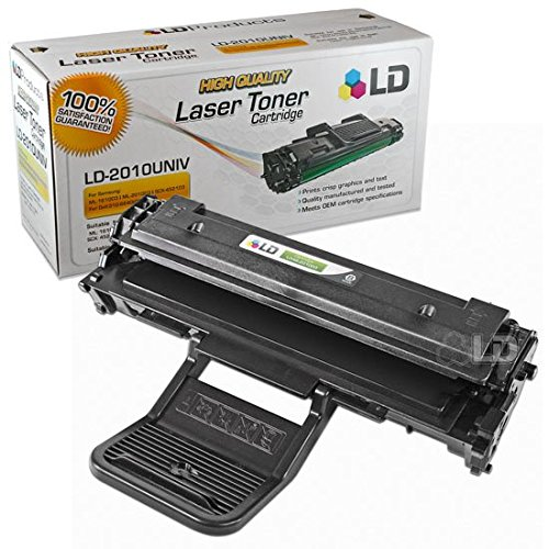 (LD Compatible Toner Cartridge Replacement for Samsung ML-2010D3 (Black))