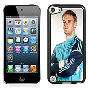 New Fashionable Designed For iPod Touch 5th Phone Case With Manuel Neuer Phone Case Cover