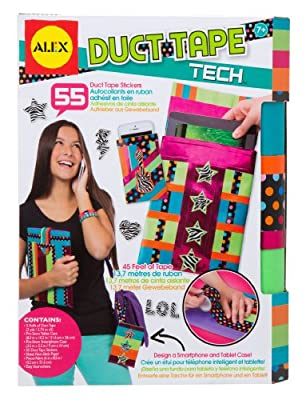 ALEX Toys Do-it-Yourself Wear Duct Tape Tech Kit by ALEX Toys