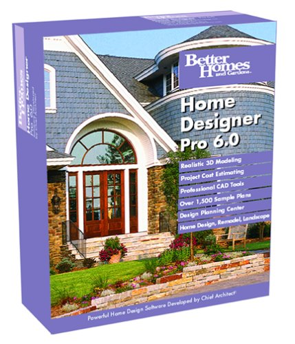 Better Homes and Gardens Home Designer Pro 6.0: - Amazon.ca on home design jobs, home design studio, home design business, home design tv, home design beginner, movies pro, home contractor, home design lite, microsoft pro, business pro,