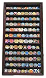 Military Challenge Coin Casino Poker Chip Display Case/Holder Cabinet