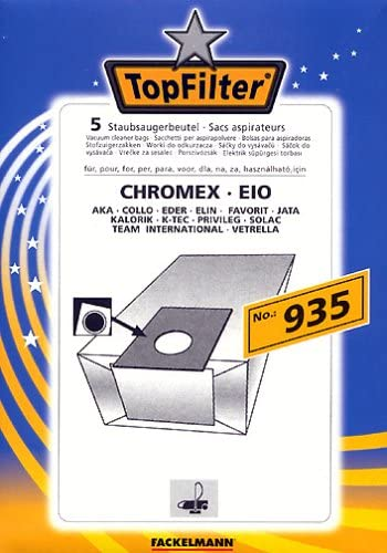 Top Filter – Lote de 5 bolsas de aspirador no 935/936: Amazon.es: Hogar