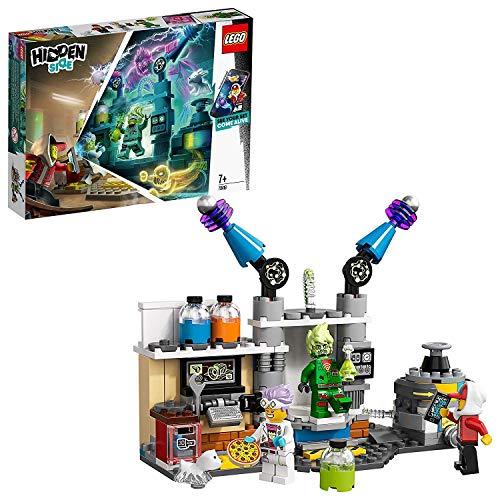 레고 (LEGO) 히든 사이드 J.B. 유령 연구소 70418