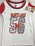 Rivalry Threads Maryland Terrapins Shirt Girls Large 10/12 Soft Alumni Student Grad Terps Turtle