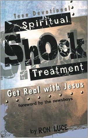 Spiritual Shock Treatment: Get Real with Jesus: Amazon.es ...