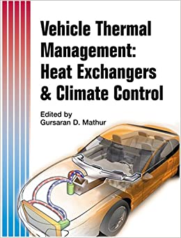 Book Vehicle Thermal Management (Progress in Technology)