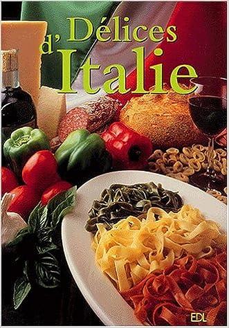 Livres Délice d'Italie pdf