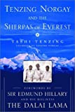 Tenzing Norgay and the Sherpas of Everest by Tashi Tenzing front cover