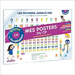 Amazon Fr Les Incollables Mes Posters Du Primaire Cp