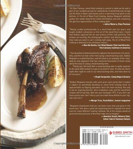 Art of Wood Fired Cooking: Amazon.es: Mugnaini, Andrea ...