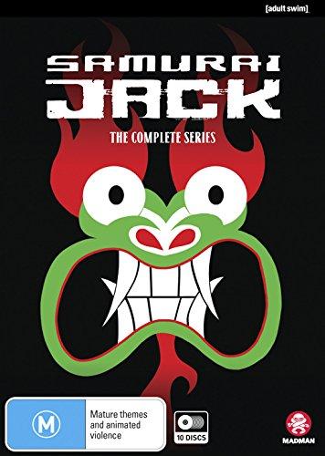 - Samurai Jack: The Complete Series