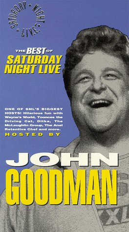 The Best of Saturday Night Live:  Hosted by John Goodman [VHS]