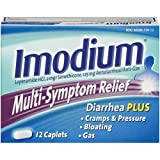 Imodium Multi-Symptom Relief Caplets 12 ct -- 48 per case.