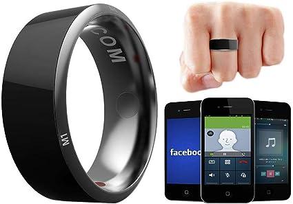 Smart NFC Bague Anneau Titane Etanche Pour Android Smart Phones Téléphone FR