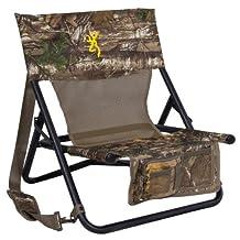Browning Camping 8533401 Woodland Ultimate Turkey and Predator Hunting Chair, Realtree Xtra HD by Browning Camping