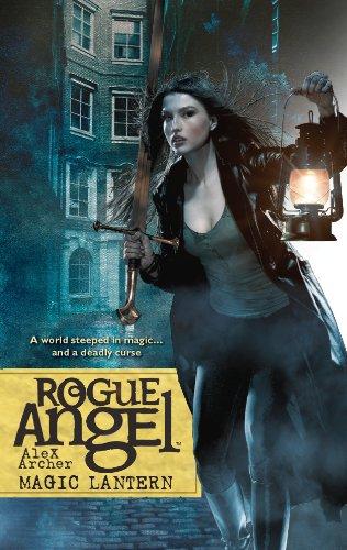 Magic Lantern (Rogue Angel Book 36)