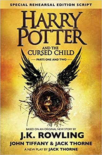 Harry potter and the cursed child parts one and two the official harry potter and the cursed child parts one and two the official script book of the original west end production special rehearsal edition amazon fandeluxe Choice Image