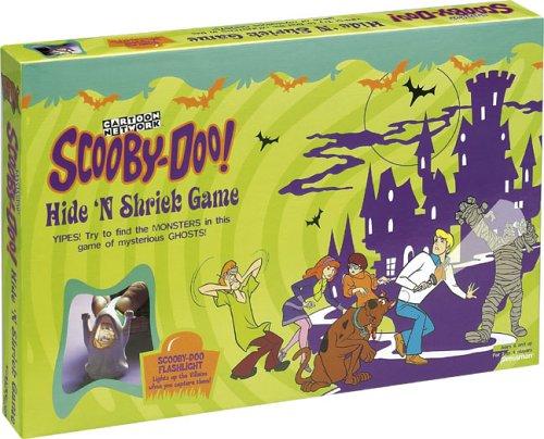 Scooby-Doo Hide and Shriek Game