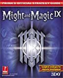 Might and Magic IX, Prima Temp Authors Staff and Joe Grant Bell, 076153797X
