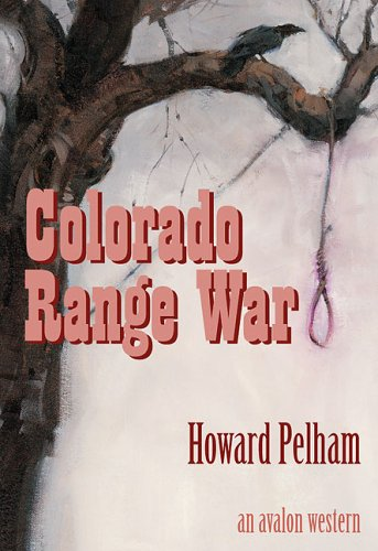 Colorado Range War (Avalon Western) ebook