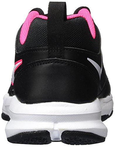 Nike Wmns T-Lite Xi Sl (W), Zapatillas de Gimnasia para Mujer Negro (Black / White-Hypr Pink-Hypr Pnk)