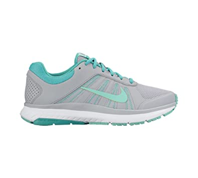 Nike Womens Dart 12 Running Shoe Wolf Grey Hyper Turq Clear Jade White 7e8dd9c84