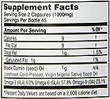 Amazing Herbs Black Seed Black Cumin Seed Oil