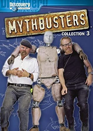 Amazon com: Mythbusters - Collection 3 by Jamie Hyneman