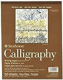 Strathmore STR- 50 Sheet Tape Bound Calligraphy