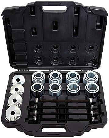 KS Tools 700.1700 Pack Casquillos de presión y de tracción, en maletín de plástico, Set de 36 Piezas: Amazon.es: Bricolaje y herramientas