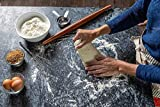 Baking Pizza Dough Rolling Pin - Tapered Wooden