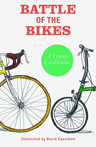 Battle of the Bikes: A Trump Card Game (Cycling Card)