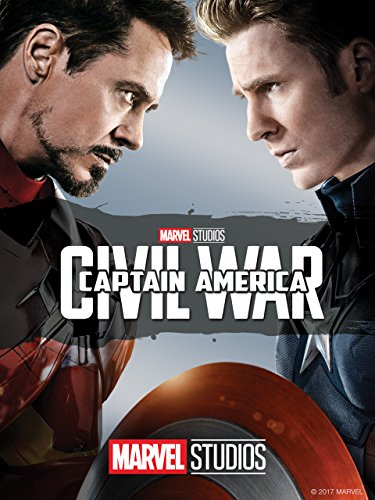 Captain America: Civil War (Theatrical) (Robert Downey Jr Best Actor)