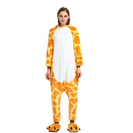 Colorfulworld Unicornio Anime Disfraces Trajes Disfraz Cosplay Animales Pijamas Pyjamas Ropa (XL, cows)