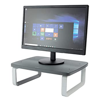 Kensington 60089 Monitor Stand Plus with Smart Fit System