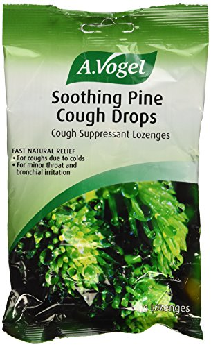 A.Vogel Cough Drops Soothing Pine - 18 Lozenges (3-pack)