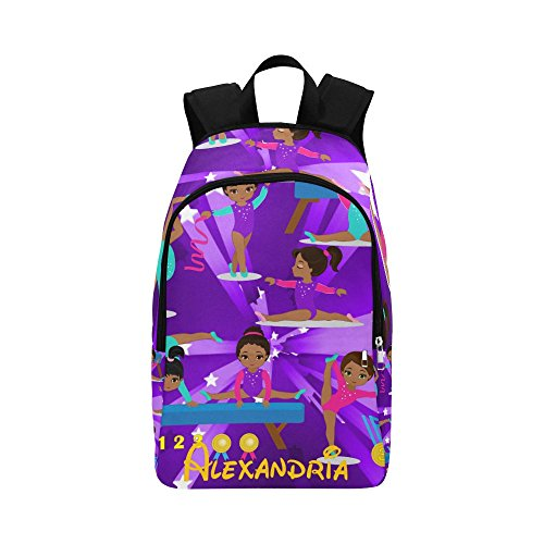 Search : Brownkidswagcom: Laptop Backpack,African American Children's Kids Large Sized - Custom Personalization Available