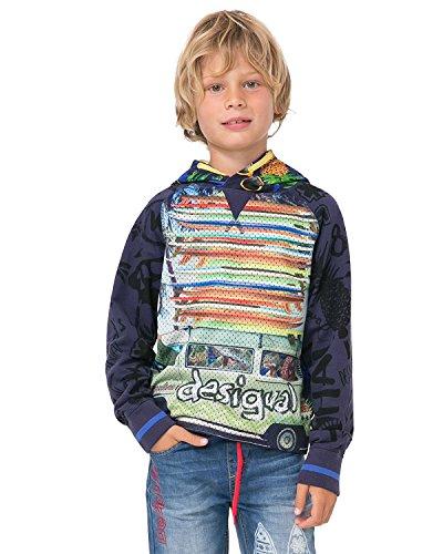 Sweat Desigual Enfant Luis Luis Sweat Desigual wZYxxq6fBv