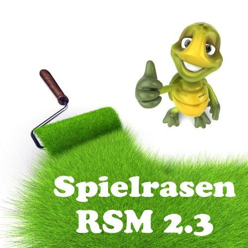 KAS Spielrasen RSM 2.3 10 kg Rasensamen Rasensaat Rasenmischung