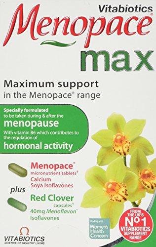Vitabiotics Menopace Max - 84 Tablet/Capsules
