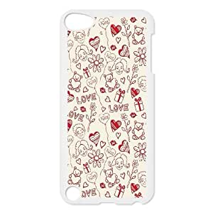 iPod Touch 5 Case White Happy father's Day LSO7823917