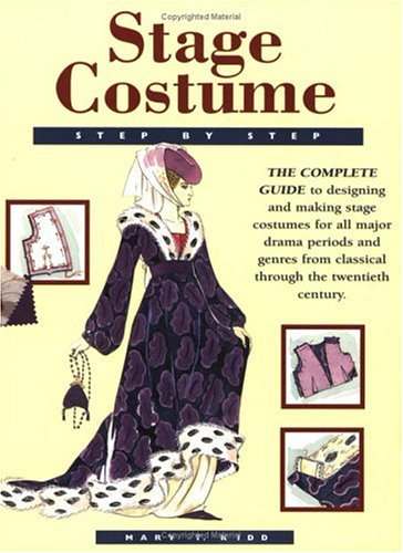 Persephone Costumes (Stage Costume: Step By Step)