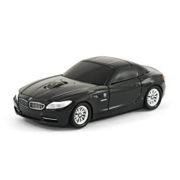 Elegant BMW Z4 Wireless Mouse (Black)